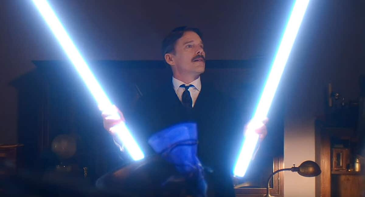 ศัพท์หนังๆ: Tesla (2020): Slew